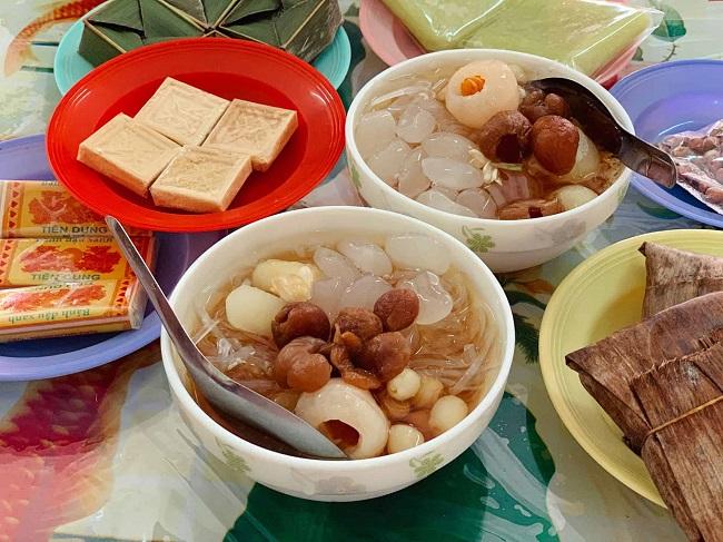 Chè Hiển Khánh là quán chè người Hoa ở Sài gòn