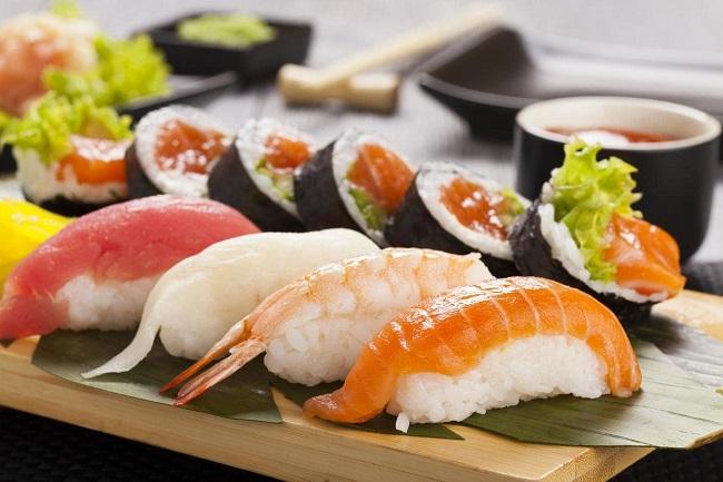 Các nhà hàng sushi ở Hà Nội ngon